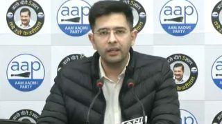 राघव चड्ढा ने भाजपा पर दिल्ली जलबोर्ड मुख्यालय पर तोड़फोड़ और हमला करने का लगाया गंभीर आरोप