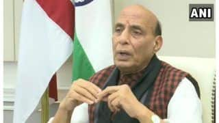 Unprovoked Aggression Shows How Existing Agreements Can Be Challenged: Rajnath Singh on Ladakh Standoff