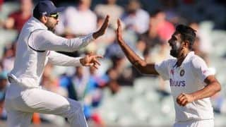MATCH HIGHLIGHTS IND vs AUS Pink Ball Test, Adelaide: Ashwin, Umesh Help India Gain Advantage vs Australia