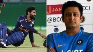 Trending cricket news today india vs australia 2nd t20i anil kumble support team india in ravindra jadejas concussion 4246370