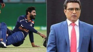 Trending cricket news today sanjay manjrekar on ravindra jadejas concussion there is a important breach of protocol 4244268