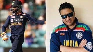 Ravindra Jadeja की जुझारू पारी के बाद Troll हुए Sanjay Manjrekar, बनाई 150 रन की साझेदारी