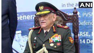 CDS जनरल रावत ने अरुणाचल प्रदेश में चीन से सटे सैन्य अड्डों का दौरा किया, भारतीय सैनिकों को लेकर कही ये बात