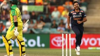 David warners absence gave the indian team a psychological advantage shardul thakur 4239294