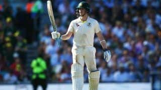 Steve smith find it hard to stop visualising the game or shadow batting 4264606
