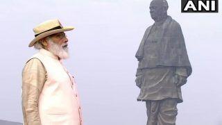 Sardar Vallabhbhai Patel Death Anniversary: PM Modi Remembers Iron Man of India