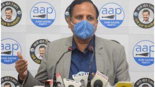Coronavirus: Delhi Still Testing Over 70,000 A Day, Third Wave of COVID Waning, Says Satyendar Jain
