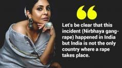 Shefali Shah: Rapists Deserve Capital Punishment | Exclusive