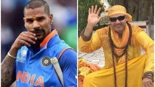 Shikhar Dhawan Birthday: Virender Sehwag Wishes India Opener in Unique Style Ahead of 2nd T20I vs Australia