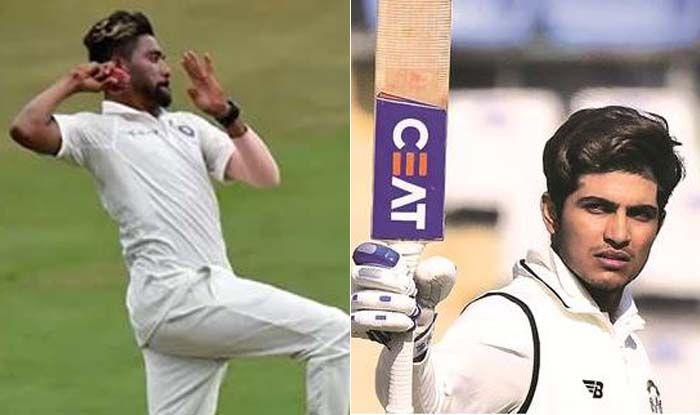 IND vs AUS, 2nd Test: मैच से पहले Mohammed siraj और Shubman Gill को दिए गए  टेस्ट कैप, Watch Video - India vs australia nd test mohammed siraj shubman  gill get their