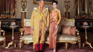 Royal Revenge Porn? 1400 Nude Images of Thailand King's Mistress Leaked Online, Rivalry With Queen Suspected