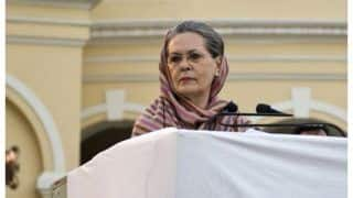 Sonia Gandhi Set To Hold Discussions With Congress Top Brass, Including Dissenters Soon