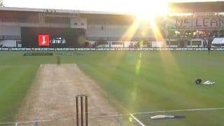 Sun Stops New Zealand vs Pakistan 3rd T20I in Napier, Twitterverse React