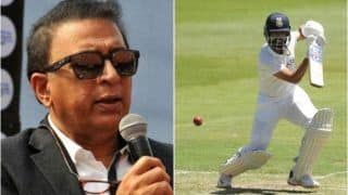 IND vs AUS Test 2020: Sunil Gavaskar Heaps Praise on Ajinkya Rahane, Calls His Boxing Day Test Hundred  One of The most Important Tons in Indian Cricket History
