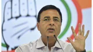 Congress Will Soon Start Procedure To Elect New Party President, Says Randeep Surjewala