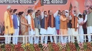 ममता बनर्जी को बड़ा झटका, 11 विधायकों सहित भाजपा में शामिल हुए तृणमूल कांग्रेस सांसद सुनील मंडल