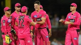 SIX vs HUR Dream11 Team Prediction KFC Big Bash League - T20 Match 52: Captain, Fantasy Playing Tips, Probable XIs For Today's Sydney Sixers vs Hobart Hurricanes T20 at Melbourne Cricket Ground 1:45 PM IST January 24 Sunday