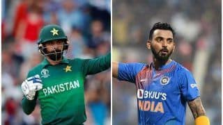 Mohammad Hafeez to KL Rahul, List of Top-5 Batsman With Most Runs in T20Is in 2020