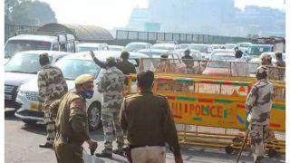 Gazipur-Delhi Border Closed: किसान आंदोलन के चलते गाजीपुर बॉर्डर हुआ बंद, ट्रैफिक पुलिस ने दी दूसरे रास्ते से दिल्ली जाने की सलाह
