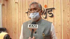 Uttarakhand Lockdown Latest Uodate: चार धाम यात्रा स्थगित, सीएम रावत ने कहा-घर से ही पूजा कर लें