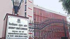 UGC के हवाले से मीडिया में चलाई गईं गलत खबरें, अब आयोग ने दी खुद सफाई