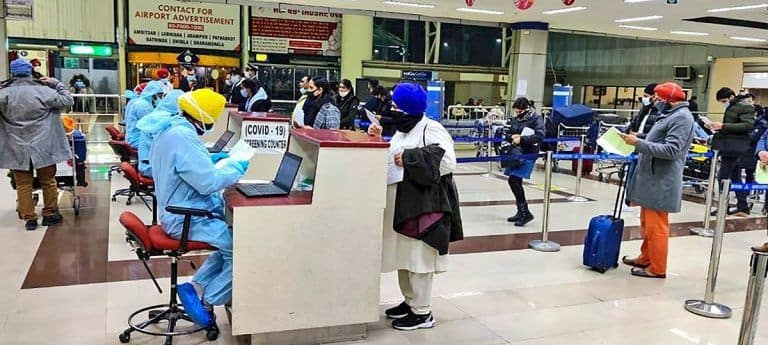 Telangana: 9 More UK Returnees Test Positive, Samples Sent to Check For New Coronavirus Strain