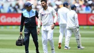 IND vs AUS: Umesh Yadav Suffers Calf Muscle Injury, Doubtful For Sydney Test