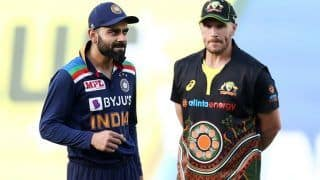 India vs Australia T20 2020, 3rd T20I Toss Report: Aaron Finch Returns as Virat Kohli-Led India Opt to Bowl in Sydney