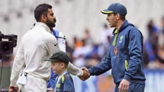 Virat Kohli Best Batsman In World: Tim Paine
