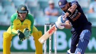 IND vs AUS: विराट कोहली ने खेला एबी डीविलियर्स वाला शॉट, बोले- AB से बात करूंगा