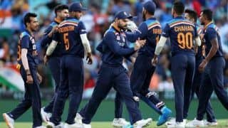 LIVE 3rd T20I, SCG: Kohli And Co. Look to Crush Aussie Morale With Series Sweep