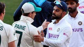 'Virat Kohli Can Get Under Your Skin' - Paine Hails India Skipper