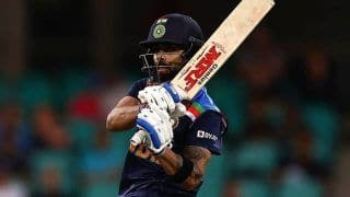 Kohli Breaks Tendulkar's Record, Becomes Fastest to Score 12K ODI Runs