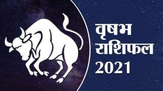 Taurus Rashi 2021 Predictions : जानें वृष राशि के जातकों का कैसा रहेगा नया साल, यहां पढ़ें पूरे साल का राशिफल