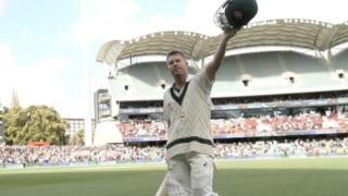 Australia vs India: बॉक्सिंग डे टेस्ट में वापसी करने की कोशिश में हैं चोटिल डेविड वार्नर