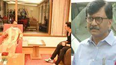Mumbai में UP के CM  योगी से शिवसेना ने बॉलीवुड और Film City के प्लान को लेकर किया सवाल