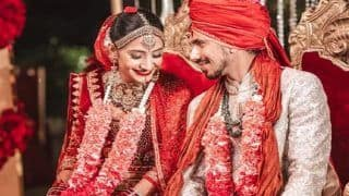 Yuzvendra Chahal Marries Dhanashree Verma, First Picture After Marriage Goes Viral | PIC