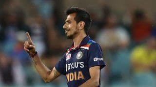 1st T20I: Chahal Becomes First 'Concussion Sub' to Win Player of The Match Award