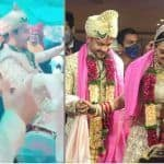 Groom Aditya Narayan's Baraati Dance While Sitting on Dhol Goes Viral- Watch