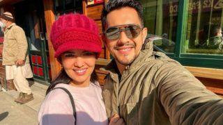 After Sana Khan-Anas Sayied, Aditya Narayan And Shweta Agarwal Visit Kashmir on Honeymoon