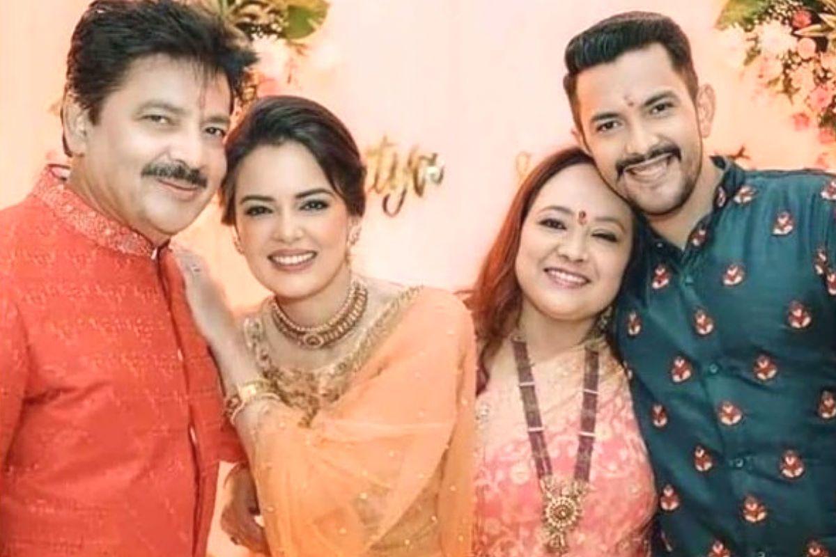 Aditya Narayan And Shweta Agarwal To Get Married Today Dad Udit Narayan Says Ranveer Singh Deepika Padukone Also Invited India Com