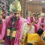 Inside Photos And Videos From Aditya Narayan-Shweta Agarwal's Wedding Out: Check Out The Couple Taking Pheras And Performing Other Rituals