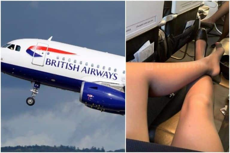British Airways Stewardess Offers    Adult Entertainment    During Flights, Airline Launches Probe