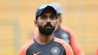 Ajinkya Rahane is The Mirror Image of Rahul Dravid: Brad Hodge