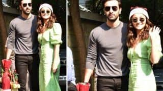 Ranbir Kapoor-Alia Bhatt Look Inseparable at Kapoor's Annual Christmas Lunch - See Viral Photos