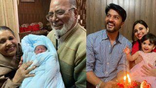 Anas Rashid Welcomes His Baby Boy Khabib Anas Rashid Into The World, Shares Adorable Pics of Little Munchkin