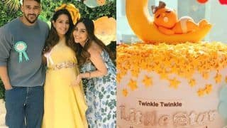 Anita Hassanandani Gets a Gorgeous Baby Shower Hosted by Ekta Kapoor; Karishma Tanna, Krystle D'Souza Join - See Pics