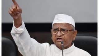 Anna Hazare Writes to Union Agriculture Minister, Warns Of Hunger Strike If Farmers Demands Are Not Met