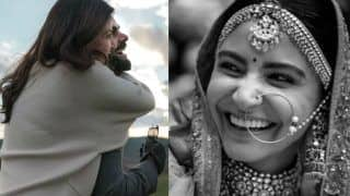 Anushka Sharma-Virat Kohli Wish Each Other on 3rd Wedding Anniversay With Dreamy Social Media Posts