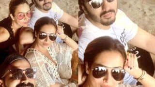 Arjun Kapoor-Malaika Arora to Spend New Year in Goa, Couple Shares a Lovely Picture From Beach